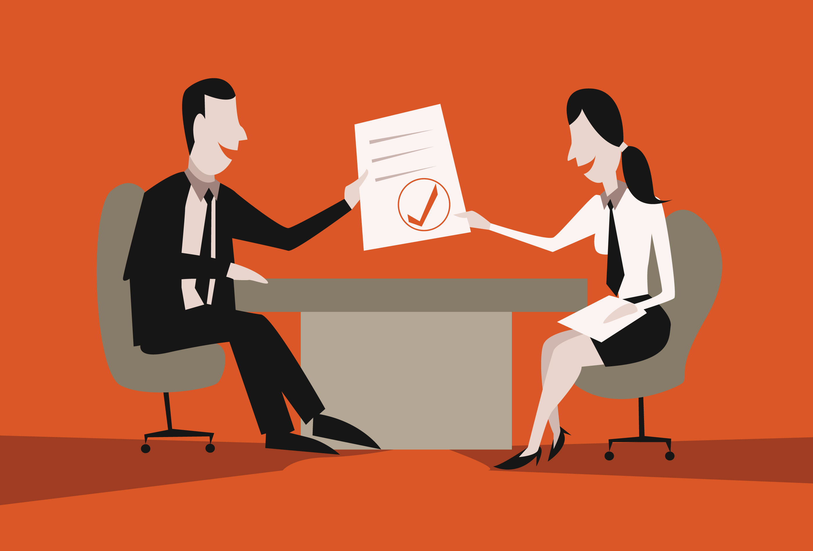 Tips on interview performance