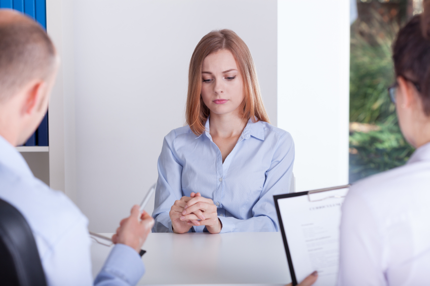 Stress Interview Tips